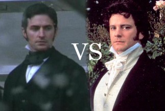 Mr Thornton or Mr Darcy?