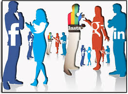 Social media constitutes our private and public selves